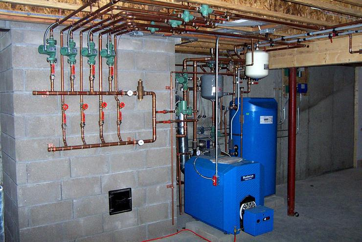 Oil Heating System Installation & Repair in Dorchester, Massachusetts