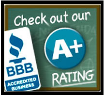 Best Plumbers in Shirley, Massachusetts with an A+ Rating with the Better Business Bureau.