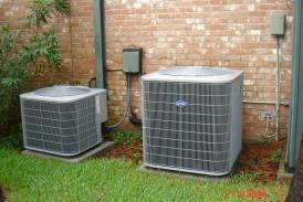 Central Air Conditioning Specialists in Worcester, Massachusetts.