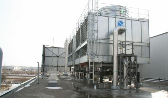 Commercial/Industrial Cooling Tower Installation, Repair & Maintenance in Andover, Massachusetts