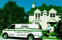 Plumbers in Lincoln, Massachusetts displaying finesse whilst installing new plumbing, heating and central air systems.